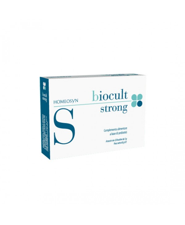 BIOCULT strong (20)